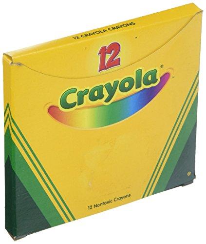 Crayola 52 0836 052 Single Color Crayon Standard