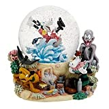 Disney Horace and Clarabelle Snowglobe