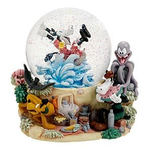 Disney Horace and Clarabelle Snowglobe by Disney