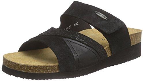 Giesswein Verano - Mules Mujer Negro - Schwarz (schwarz-022)