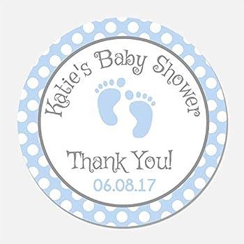 Amazon.com: 12 Organzas Its a Boy Hand Sanitizer Baby ...