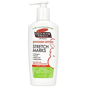 Palmer's Cocoa Butter Formula Massage Lotion For Stretch Marks, Pregnancy Skin Care | 8.5 Ounces
