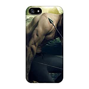 New Luoxunmobile333 Super Strong Oliver Queen Green Arrow Cases Covers For Case Iphone 5/5S Cover