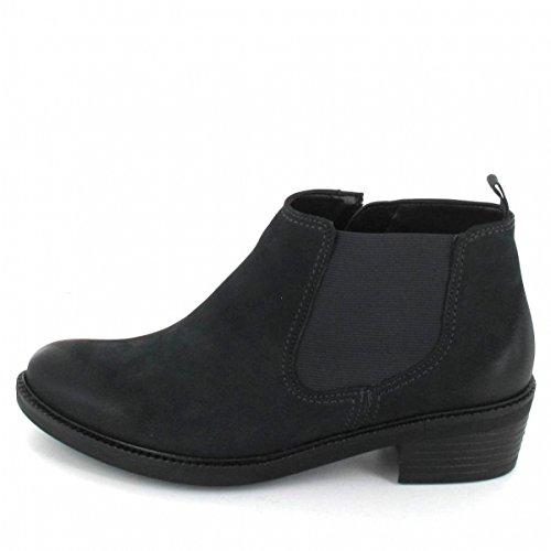 Ara Stiefelette , Farbe: schwarz