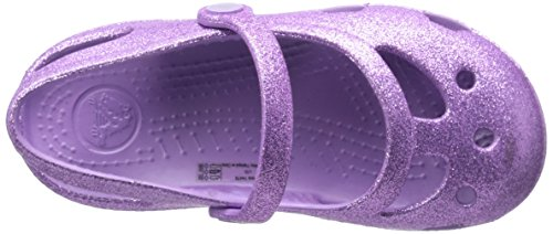 Pictures of Crocs Girls' Shayna Hi-Glitter Mary Jane crocs 14478 2