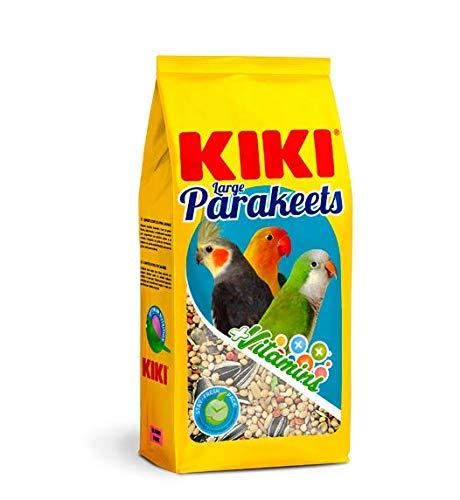 KIKI Alimento Cotorritas-Ninfas-Agapornis 5kg