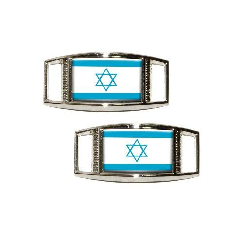 Israeli Sneaker Shoelace Rectangular Decoration