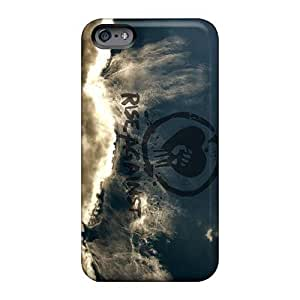 Bumper Hard Cell-phone Case For Apple Iphone 6s Plus (EcK1955FfQB) Custom Nice Rise Against Series