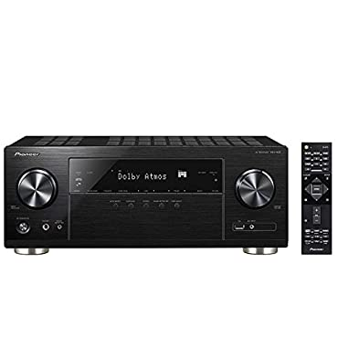 Pioneer VSX-932 7.2-Channel AV Receiver with Dolby Atmos and DTS:X