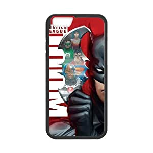 Justice League Doom High Resolution Poster iPhone 6 Plus 5.5 Inch Cell Phone Case Black Cell Phone Case Cover EEECBCAAK72353