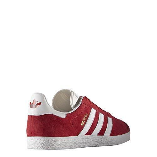Herren Einheitsgröße nbsp;Trainer White Gold adidas Scarlet Gazelle bb5258 Met wUTISnZW
