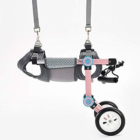silla ruedas plegable para perros