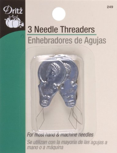 Dritz 249 3-Piece Needle Threaders product image