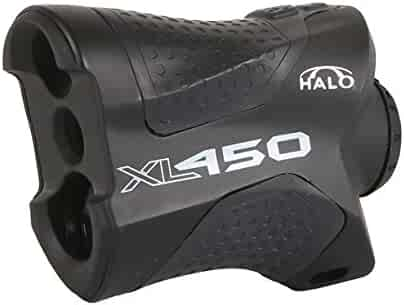 Halo XL450-7 Hunting Rangefinder, bowhunting and gun hunting rangefinder with Angle Intelligence