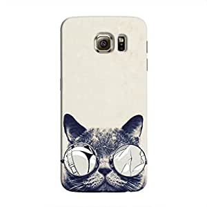 Cover It Up Cool Cat Hard Case For Samsung Galaxy Note 5 Edge