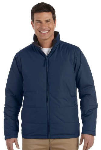 Devon And Jones Classic Jacket (Devon & Jones Womens Classic Reversible Jacket (D785) -Navy -XS)