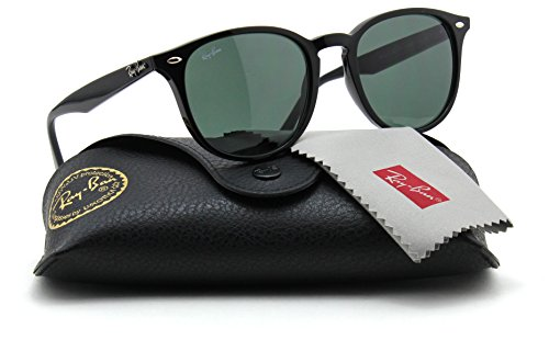 Ray-Ban RB4259 601/71 Black Frame / Green Lens Sunglass - Ray Hipster Glasses Bans