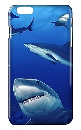 Funda Carcasa Tiburon para Huawei Mate 10 Pro plástico rígido