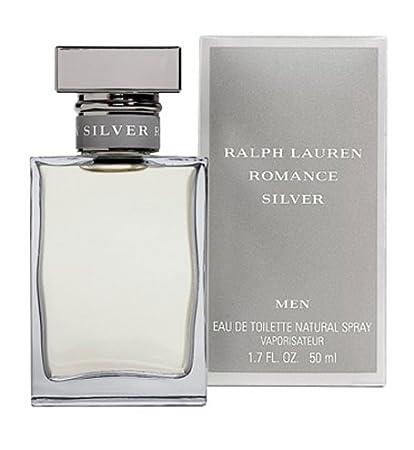 2692d634f Amazon.com   Romance Silver by Ralph Lauren for Men 1.7 oz Eau de Toilette  Spray   Beauty