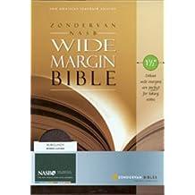 Nasb Wide Margin Bible