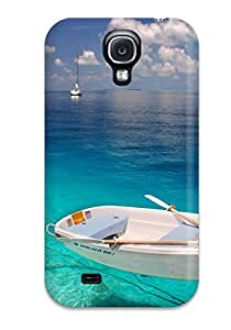 Excellent Galaxy S4 Case Tpu Cover Back Skin Protector Most Beautiful Maldives Vocation