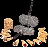 Palmer Pizzelle Maker Classic - Make 2 Delicious