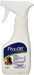 Flys-Off Mist Insect Repellent for Dogs and Cats, 6-Ounce