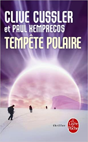 Amazon Com Tempete Polaire Policier Thriller French