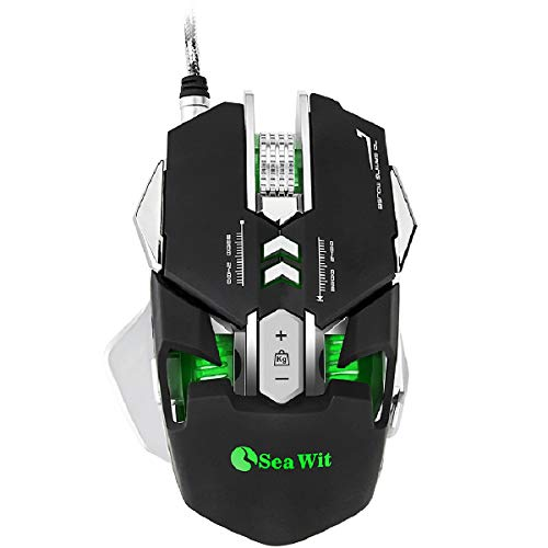 Computer Mouse With Led Lights in US - 8
