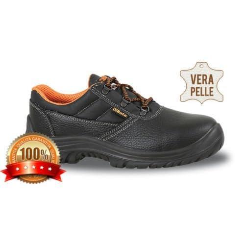 8ee6b586 Mejor Beta Zapatos de trabajo de seguridad bajas Piel Antideslizante 7241  Nº 40