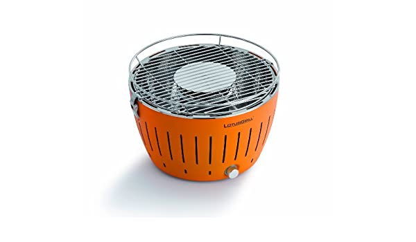 Artland Lotus Grill Portable Grill with Transport Bag, Mandarin Orange, Regular by Artland: Amazon.es: Hogar