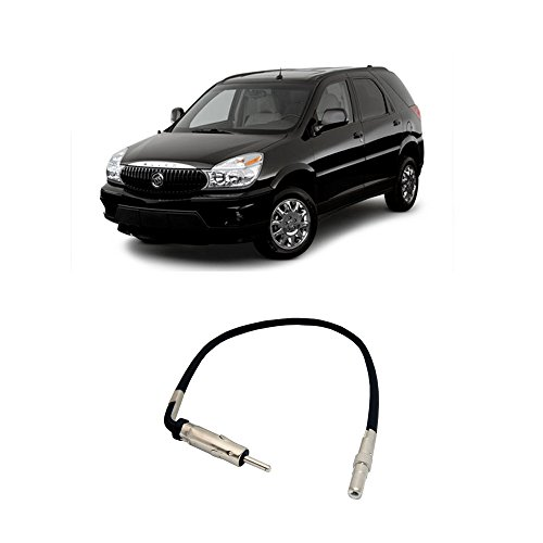 Fits Chevy Aveo 2007-2011 Factory Stereo to Aftermarket Radio Antenna Adapter Plug