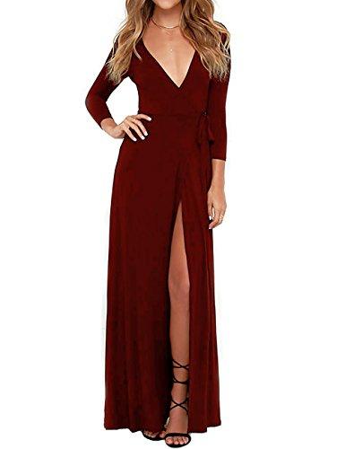 4 maxi dress - 8