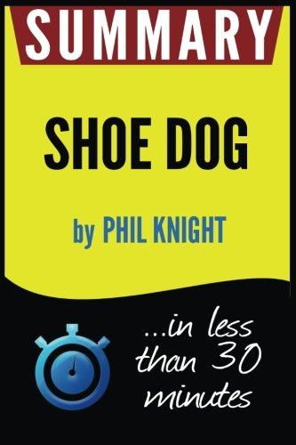 Summary Shoe Dog Memoir Creator product image
