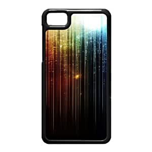 Black Berry Z10 Case,Abstract Desktop High Definition Wonderful Design Cover With Hign Quality Hard Plastic Protection Case