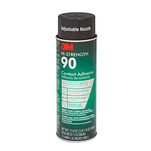 Metal 3m Glue (3M Spray Adhesive, 17.6-Ounce)