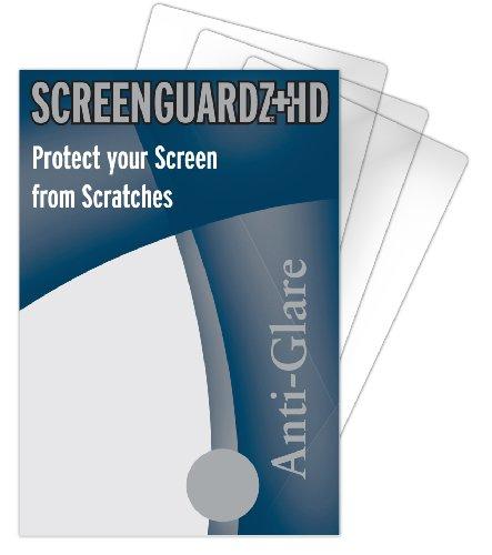 (ScreenGuardz Ultra-Slim Screen Protector Film 3 Pack for Samsung Omnia i900)