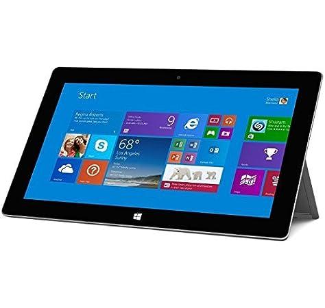 Amazon Com Microsoft Surface 2 Rt 32 Gb Renewed Computers