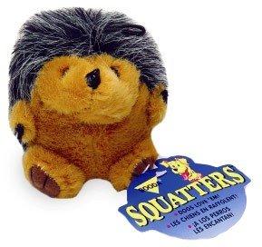Booda Medium Hedgehog Squatters Dog Toy, My Pet Supplies