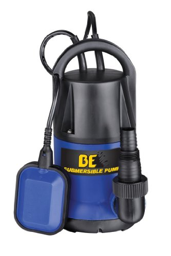 115v Solids Handling Water (BE Pressure SP-550SD Side Discharge Submersible Pump 1.5