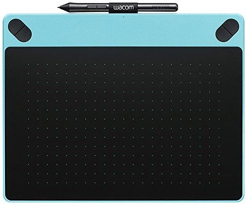 570 opinioni per Wacom CTH-690AB-S Intuos Art Tavoletta con Penna e Touch, Software Creativo