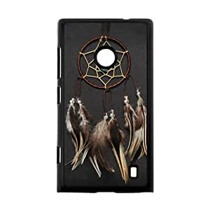 Black Dream Catcher Custom Case for Nokia Lumia 520