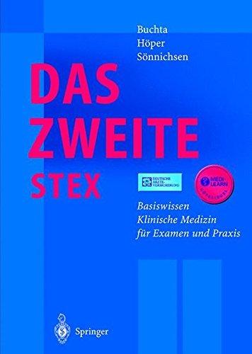 Das zweite StEx: Basiswissen Klinische Medizin für Examen und Praxis (Springer-Lehrbuch)