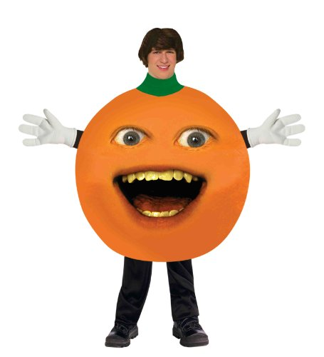 Forum Annoying Orange Annoying Orange Teen Costume, Orange, One -