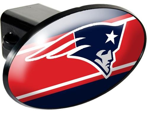 NFL New England Patriots Trailer Hitch Cover
