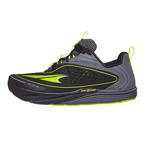 Altra AFM1837F Men's Torin 3.5 Running Shoe, Black/Neon - 10 D(M) US