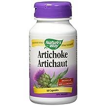 Nature's Way Artichoke Health Supplement, 60 Count