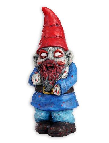 Zombie Garden Gnome Figurine