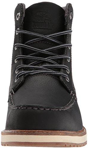 Kodiak Men's Zane Chukka Boot, Black, 12 M US by Kodiak (Image #4)