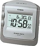 CASIO (カシオ) 目覚し時計 WAVE CEPTOR ウェーブセプター デジタル 電波時計 (福島・九州両局対応) カレンダー表示 DQD-130J-8JF